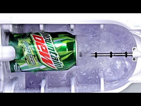 How To Instantly Chill Any Drink!