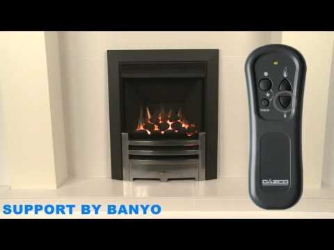 How to use the Gazco infrared Control System for your E Box and E Studio