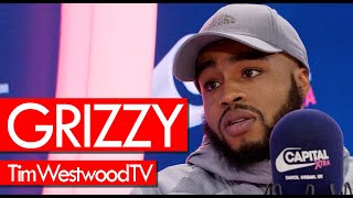 Grizzy on drill, 150, Look Like You, UK scene - Westwood