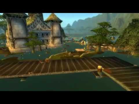 Cataclysm Beta - Wetlands (HD)