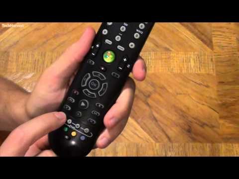 Programming The Remote On A Linksys Media Center Extender: DMA2100 & DMA2200