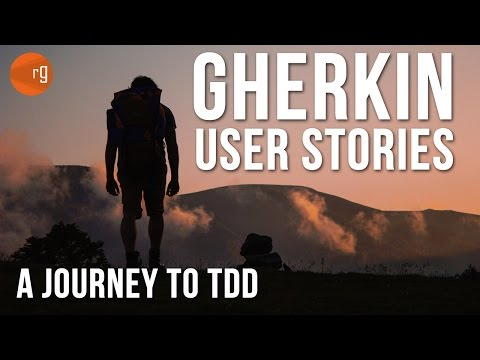 Using the Gherkin Language to Write User Stories Tutorial