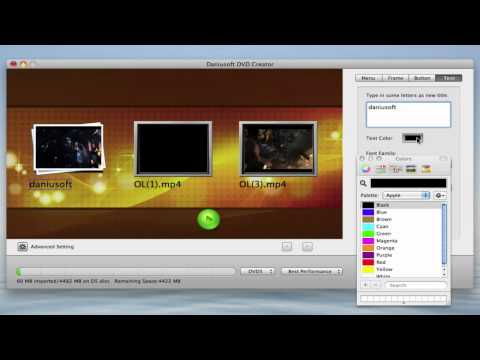 How to Convert and Burn MP4 to DVD on Mac