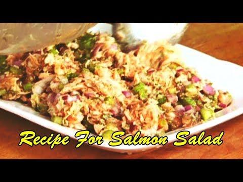 Recipe For Salmon Salad