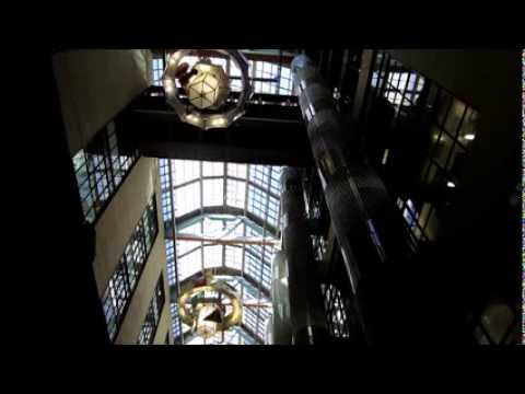 A Day At The Los Angeles Central Library