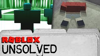 Roblox games too CREEPY to play...