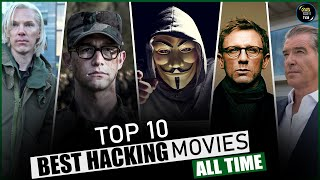 Top 10 Best Hacking Movies Of All Time In Hindi & English [Amazing Techno Thrillers 🔥