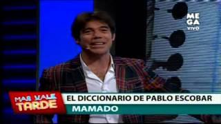 Andrés Parra nos explica los términos empleados en la serie