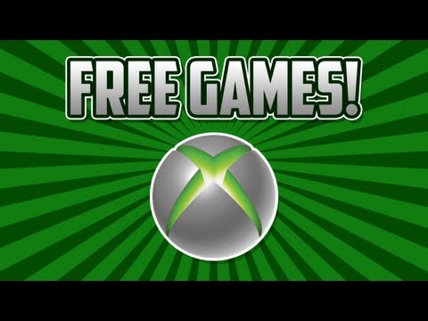 How To Get FREE Xbox Games - Xbox 360 Free Games Tutorial ( Xbox Live Gold