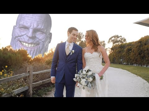 Our Wedding but also Infinity War (JackAsk #85)