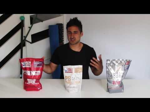 Product Highlight: American Gainz Nutrition Supplements