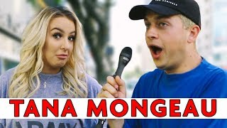 TELLING EACH OTHER WHAT TO SAY TO STRANGERS: Tana Mongeau | Chris Klemens