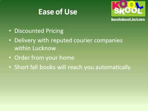 Buy City Montessori School, Lucknow material online (Buy at http://koolskool.in/cms)