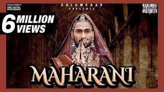 KR$NA - MAHARANI (FULL VIDEO)   KALAMKAAR