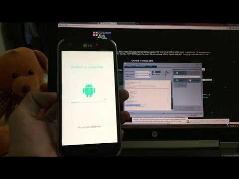 online remove FRP lock on  LG X Venture H700 via Teamviewer