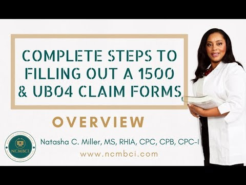 Welcome to Claims Form Course Video