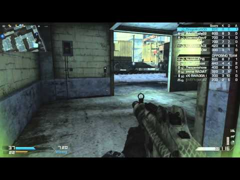 Call of Duty Ghosts - TDM - Freight (12/23/2013) - (75-52) -