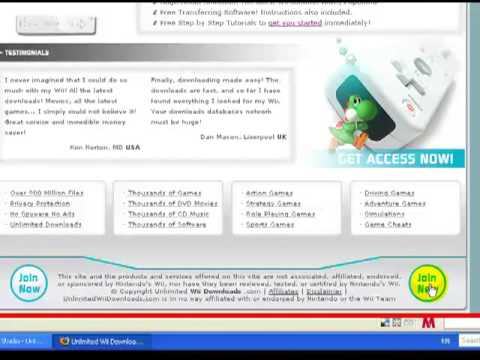 Purchase Wii Download Games For As Little As 1 cent