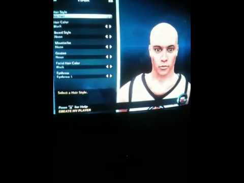 NBA 2k12 my player Sam Perdue part 1