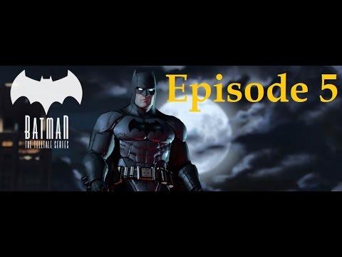 Batman - Telltale Game Series - Episode 5 - City of Light Walkthrough [1080p HD]
