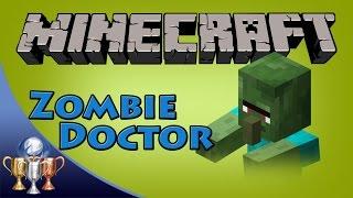 Minecraft Ps4 Zombie Doctor Trophy Achievement Guide Cure A Zombie Vi