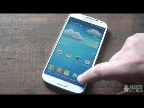 Tips TouchWiz Galaxy S4