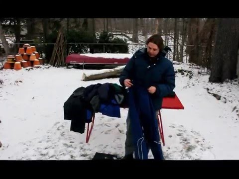 How-to Layer Winter Clothing To Stay Warm Outdoors (0 C to -30 C) Tutorial