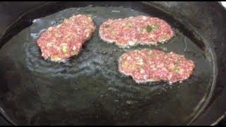 How to make Chappli Kebab