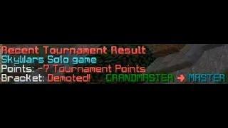 skywars tournament: the grandmaster experience