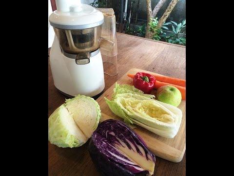 Best Ways To Juice Cabbage + Recipe, Ep220