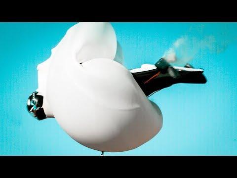 Insane Wingsuit Trick Shots! 147 MPH!