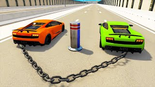 Cars vs Cars -- BeamNG.Drive