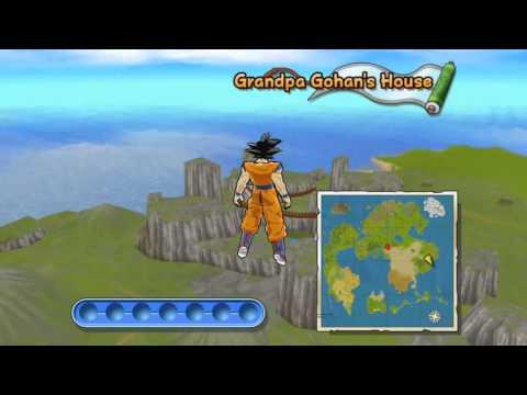 DragonBall Z Budokai 3 HD Collection - How To Unlock Kid Goku