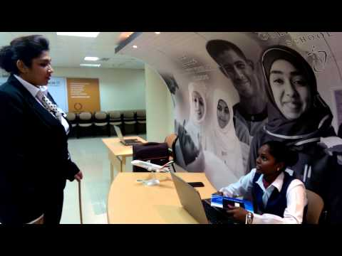 Airport passenger service agent role play 8