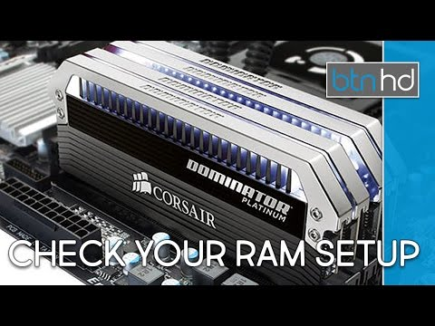 Check Computer RAM Configuration Without Opening PC Case