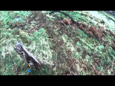 Skiddys on the hill Balbinny Nov 14