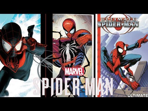 Insomniac & Marvel Recommend Comics You NEED to Read BEFORE Playing Spider-Man PS4 (Story Talk)!!!