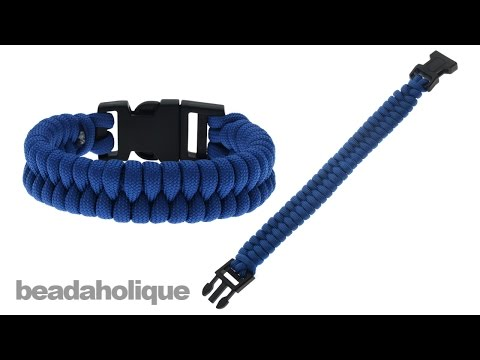 How to Make a Fishtail Paracord Bracelet