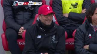 FA Cup 4th Round 2016-17 - Liverpool vs Wolverhampton - 28 January 2017 Full Match