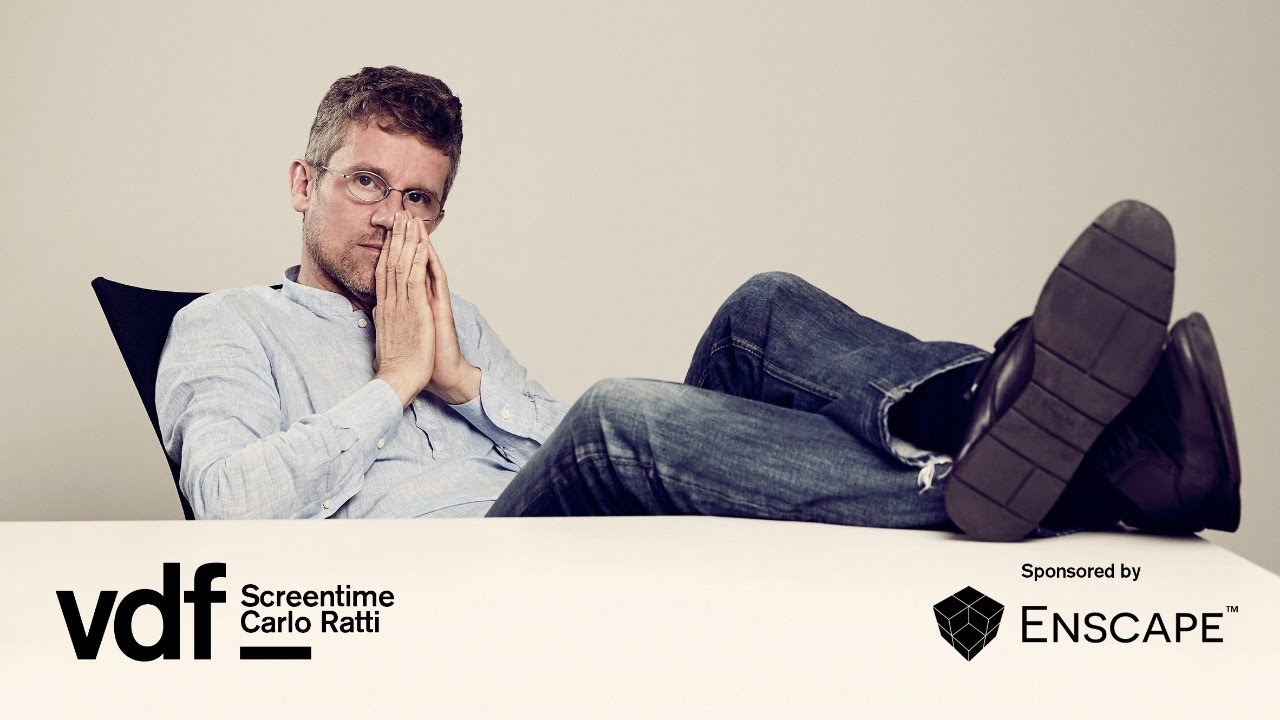 Live interview with Carlo Ratti | Virtual Design Festival | Dezeen