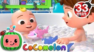 Bedtime Songs + More Nursery Rhymes & Kids Songs - CoComelon