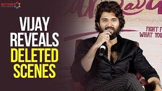 Vijay Deverakonda Reveals Superb Deleted Dialogues | Dear Comrade Team Interview | Rashmika Mandanna