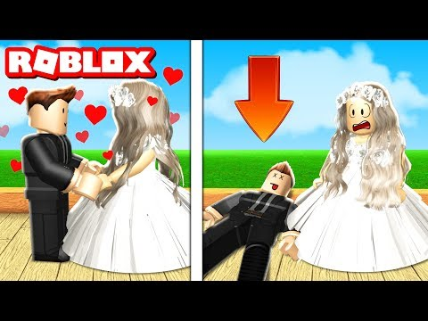GETTING MARRIED THEN DYING IN ROBLOX