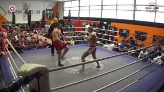 Scouting Talents Siam Gym - Mohammed Oulhadji Vs Radek Smolka