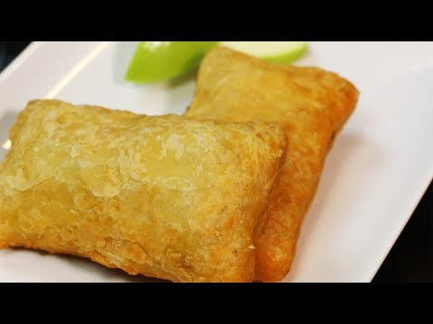 Fried Apple Pies - How to Make Fried Apple Pies