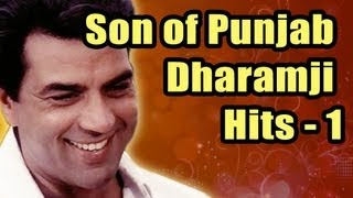Best of Dharmendra Hits (HD) - Jukebox 1 - Top 10 Dharmendra Songs