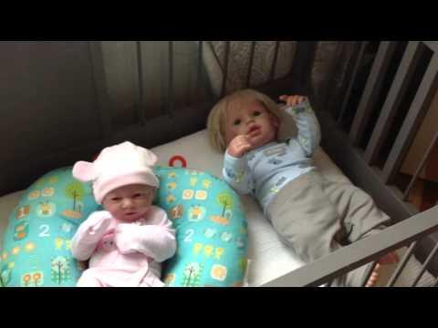 Updated Reborn Nursery/Room Tour