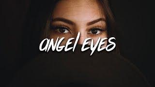 Jordan Solomon - Angel Eyes (Lyrics / Lyric Video)