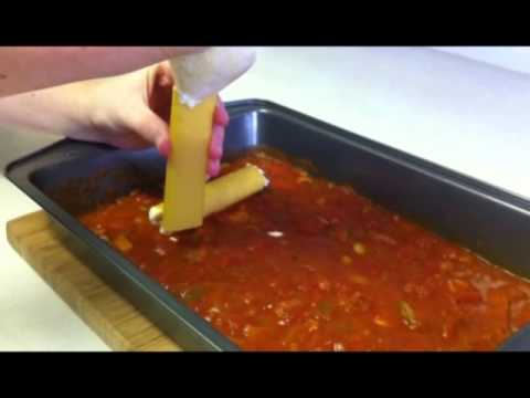 How To Make the World's Tastiest Cannelloni