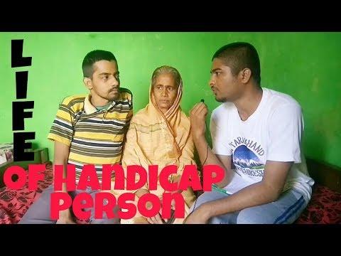 Lifestyle Of Handicap Person , Truelly - Inspiring , Struggling life, #trending 1